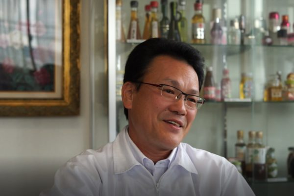 代表取締役社長 小笠原 務